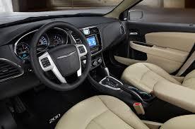 2015 Chrysler 200 Interior The Short But Notable History Of The Chrysler 200 2015 Chrysler
