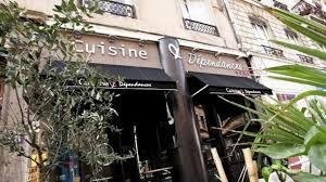 cuisine et d駱endance acte 2 cuisine et dépendances by fabrice bonnot in lyon restaurant