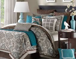 bedding set black white gold bedding temul beautiful comforter