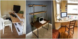 Desk Ideas Diy 10 Creative Diy Computer Desk Ideas For Your Home