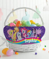 my pony easter basket take a look at this my pony personalized basket today