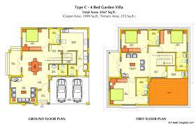 40 contemporary home designs floor plans pics photos courtyard
