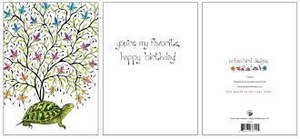 urban bird desings greeting cards