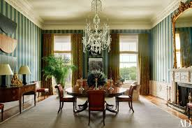 Obama Kitchen Cabinet - kn c19705 family dining room white house john f kennedy igf usa