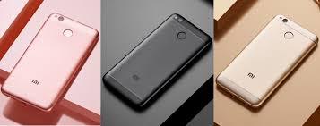 DirectD line Store Xiaomi Redmi 4X Running Global Rom