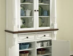white corner china cabinet with dining room for and home decor