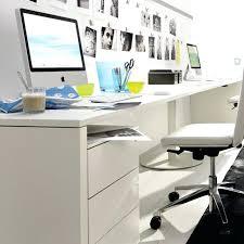 White Gloss Reception Desk Home Office Sophisticated Home Office White Desk House Ideas