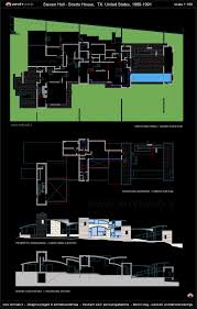 Autocad Architecture Floor Plan Stretto House Steven Holl Autocad Dwg Stretto Pinterest