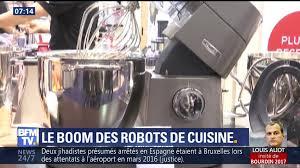 bfmtv cuisine le boom des robots de cuisine 28 04