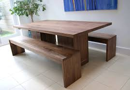 Walnut Dining Room Sets Dining Table Benches Set Dining Table Chairs Dining Table With