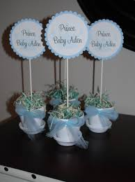 prince baby shower centerpieces image collections baby showers