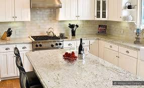 Captivating Kitchen Backsplash Off White Cabinets - Backsplash for white cabinets