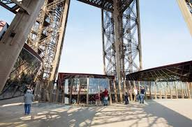 eiffel tower interior towering expectations an in depth look at the eiffel tower s