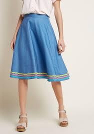cute u0026 trendy skirts vintage inspired skirts modcloth