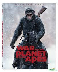 yesasia war for the planet of the apes 2017 blu ray dvd