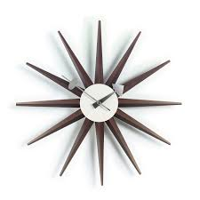 Wall Clock Design George Nelson Modern Wall Clocks U0026 More Heal U0027s