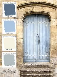 colorways leslie stocker porte à saint émilion door in saint