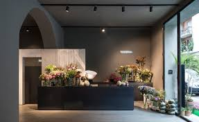 interior design with flowers potafiori restaurant review milan italy wallpaper