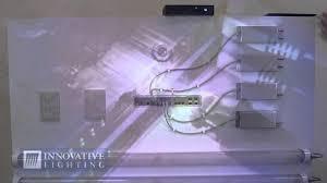 power over ethernet lighting innovative lighting poe power over ethernet youtube