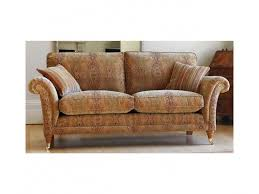 Parker Knoll Burghley Large  Seat Sofa Ashbury Furniture - Knoll sofas