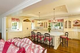 famous country style curtains for kitchens u2014 railing stairs and