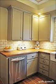 Kitchen  Astonishing Butcher Block Countertops Lowes Natural - Backsplash designs lowes