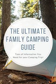Things To Do In The Ultimate Family Guide The Ultimate Family Cing Guide Cing Guide