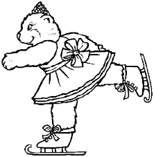 coloring pages of bear to print kids coloring