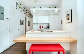 Kitchen Peninsula With Seating by Beautiful Kitchen Islands With Bench Seating Designing Idea