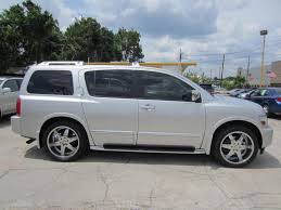 infiniti qx56 houston used cars houston zelaya auto sales 2006 infiniti qx56