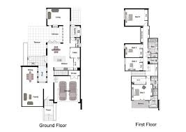 sloping house plans sloping block house floor plans house plans
