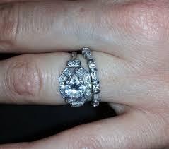 deco wedding band new cheap wedding rings