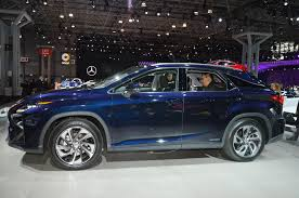 lexus rx new york motor show 2015 new york auto show highs lows faves motor trend