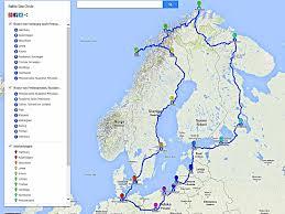 Baltic Sea Map Baltic Sea Circle 2018 Fanta2 Bscs Webseite