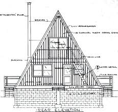 free a frame cabin plans a frame house plans a frame floor plan frame house plans