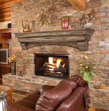 mantels fireplace doors veneer stone