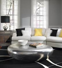 rectangle coffee table living room contemporary with table lamp