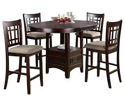 counter height dining table with leaf round counter height dining table set nhmrc2017 com