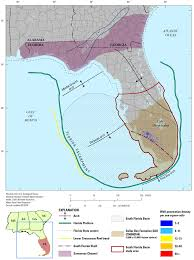 Map Of South Florida by Geologic Framework For The National Assessment Of Carbon Dioxide