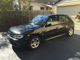 black peugeot for sale for sale 2001 peugeot 306 xt black