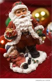 decorations santa claus figurine image