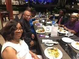 dinner host lapis lazuli ministries host abuja pastors dinner