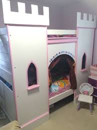 Princess Castle Bunk Bed Princess Castle Bunk Bed 12 Steps With Pictures