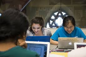 girls who code join 40 000 girls who code today