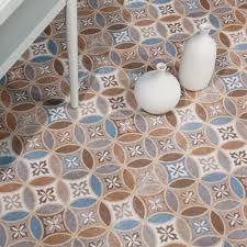 Laminate Floor Tile Effect Create A Summery Kitchen With Moroccan Tiles Walls And Floors