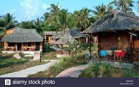 bungalow resort phu quoc island vietnam stock photo royalty free