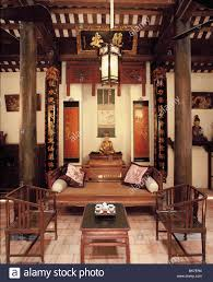 traditional style vietnamese house hanoi vietnam indochina