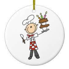 chef ornaments keepsake ornaments zazzle