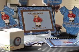polo baby shower kustom kreations phtography celebration decor denim chocolate