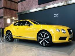 bentley canada car show flooring at canary wharf with hr owen